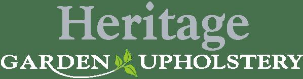 Heritage Garden Upholstery